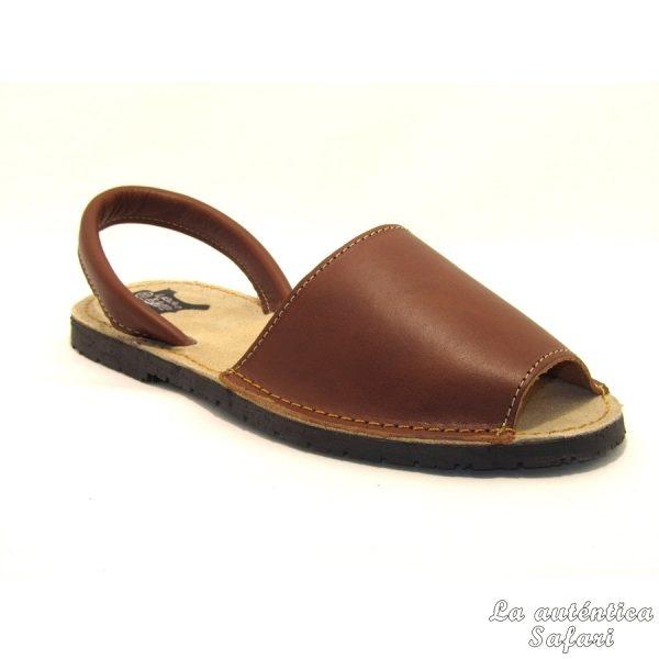 Sandalias ibicencas Cuero