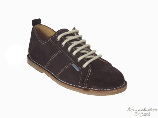 Zapato deportivo Chocolate