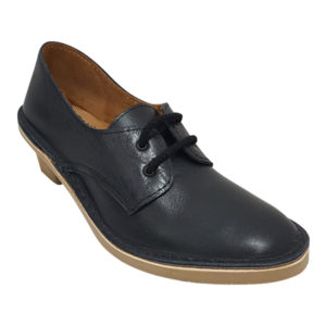 Zapato tacón napa