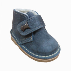 Bota safari con velcro outlet